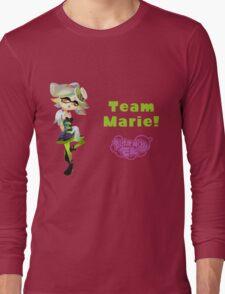Splatoon! Team Marie Long Sleeve T-Shirt