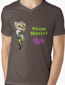 Splatoon! Team Marie Mens V-Neck T-Shirt