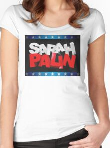All American Women's Fitted Scoop T-Shirt