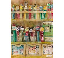 Pez Collection Photographic Print