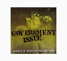 GOVERNMENT ISSUE - COMPLETE HISTORY VOLUME 1 T-Shirt