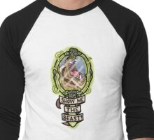 Show me the Beast! Men's Baseball ¾ T-Shirt