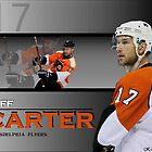 Jeff Carter 2009/2010 by flyersgurl17