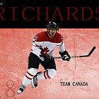 Mike Richards Team Canada by flyersgurl17