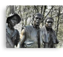 Vietnam Memorial Canvas Print