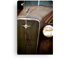1935 Chevrolet Coupe Canvas Print