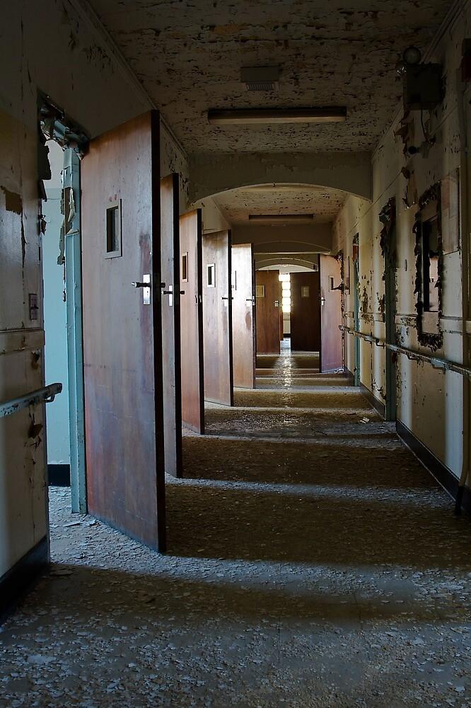 Pick a Door, Any Door by amerisrenee