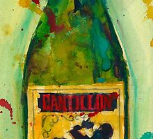 Cantillon Brewery Beer Classic Gueuze Beer Art by Dorrie  Rifkin