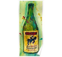 Cantillon Brewery Beer Classic Gueuze Beer Art Poster