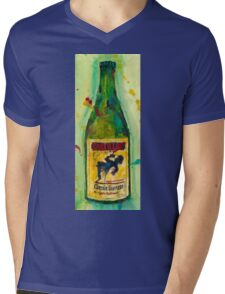 Cantillon Brewery Beer Classic Gueuze Beer Art Mens V-Neck T-Shirt