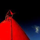 Red Light Buoy  by ragman