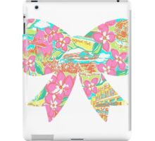 Tennessee Bow  iPad Case/Skin