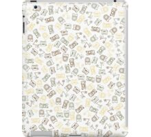 Retro Office Design iPad Case/Skin