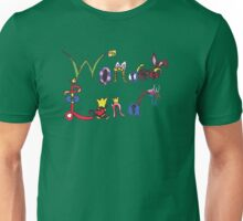 Characters of Wonder Land Unisex T-Shirt