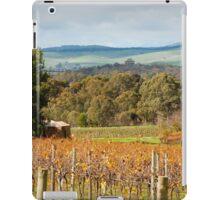 Autumn Vines of the Barossa iPad Case/Skin