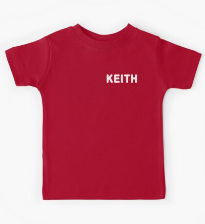 'KEITH' MOON Shirt Kids Tee