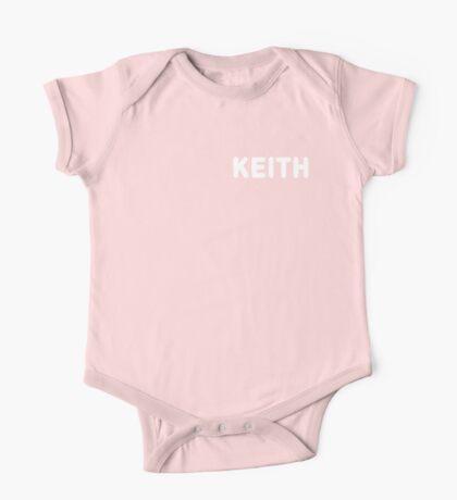 'KEITH' MOON Shirt One Piece - Short Sleeve