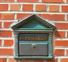 Postal by Paula Bielnicka