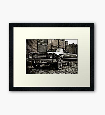 Donkey kong Jr. Framed Print