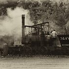 Puffing Billy by domediart