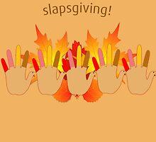 Happy Slapsgiving! - How I Met Your Mother by hscases