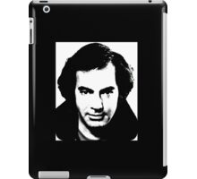 Neil Diamond 1980's B/W iPad Case/Skin