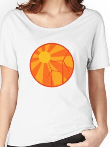 Wind Power Women's Relaxed Fit T-Shirt