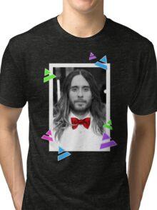 Ombre Jared Leto Tri-blend T-Shirt