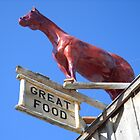 Great Horsey Food, Hill City, South Dakota by OM 2010