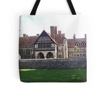 rousdon manor Tote Bag