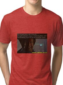 Funny Quotes-National Lampoons Vacation Tri-blend T-Shirt