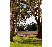 Australian Lutheran Church Photographic Print