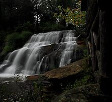 Corn Mill Falls by DHParsons