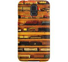 many trains Samsung Galaxy Case/Skin