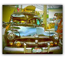 Woody Wagon II by Frank Garciarubio
