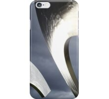 Twisted Steel iPhone Case/Skin