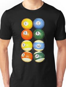 painted balls Unisex T-Shirt