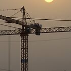 A new Day , another new crane by davidc