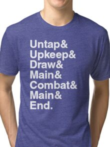 Magic the Gathering Steps Tri-blend T-Shirt