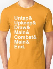 Magic the Gathering Steps T-Shirt