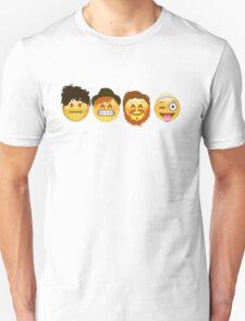 Fall Out Emojis Unisex T-Shirt