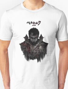 Berserk - Guts / Gattsu - The Black Swordsman T-Shirt