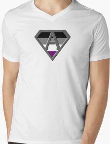 Super Ace Mens V-Neck T-Shirt