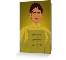 Prince Naveen Greeting Card