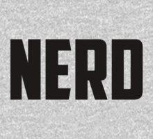 Nerd One Piece - Short Sleeve