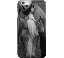 Lauren and Sue share a hug. iPhone Case/Skin