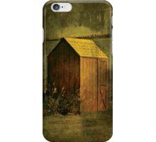 Garden Shed... iPhone Case/Skin