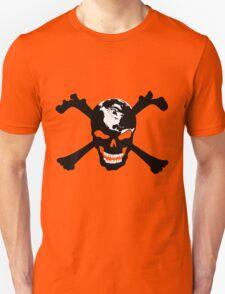 Pirate skull and bones T-Shirt