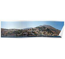 Symi Panorama Poster