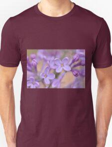 Lilac Macro, As Is Unisex T-Shirt